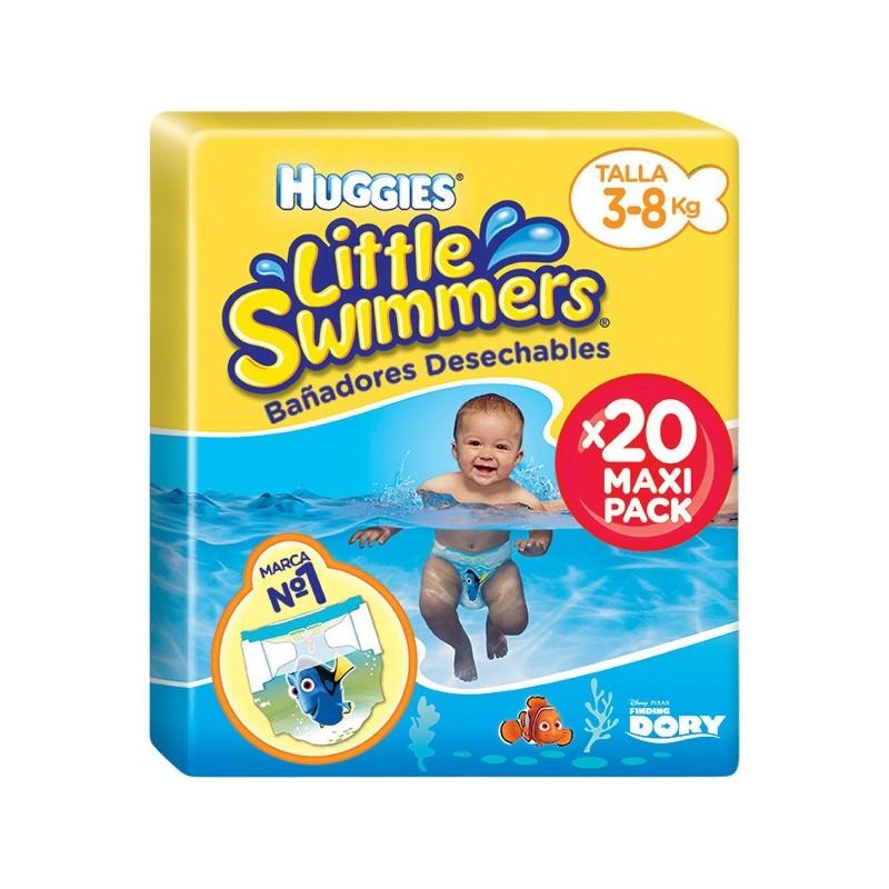 Huggies Little Swimmers 3-8kg (20pk)