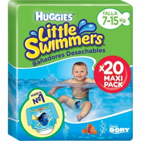 Huggies Little Swimmers 7-15kg (20pk)