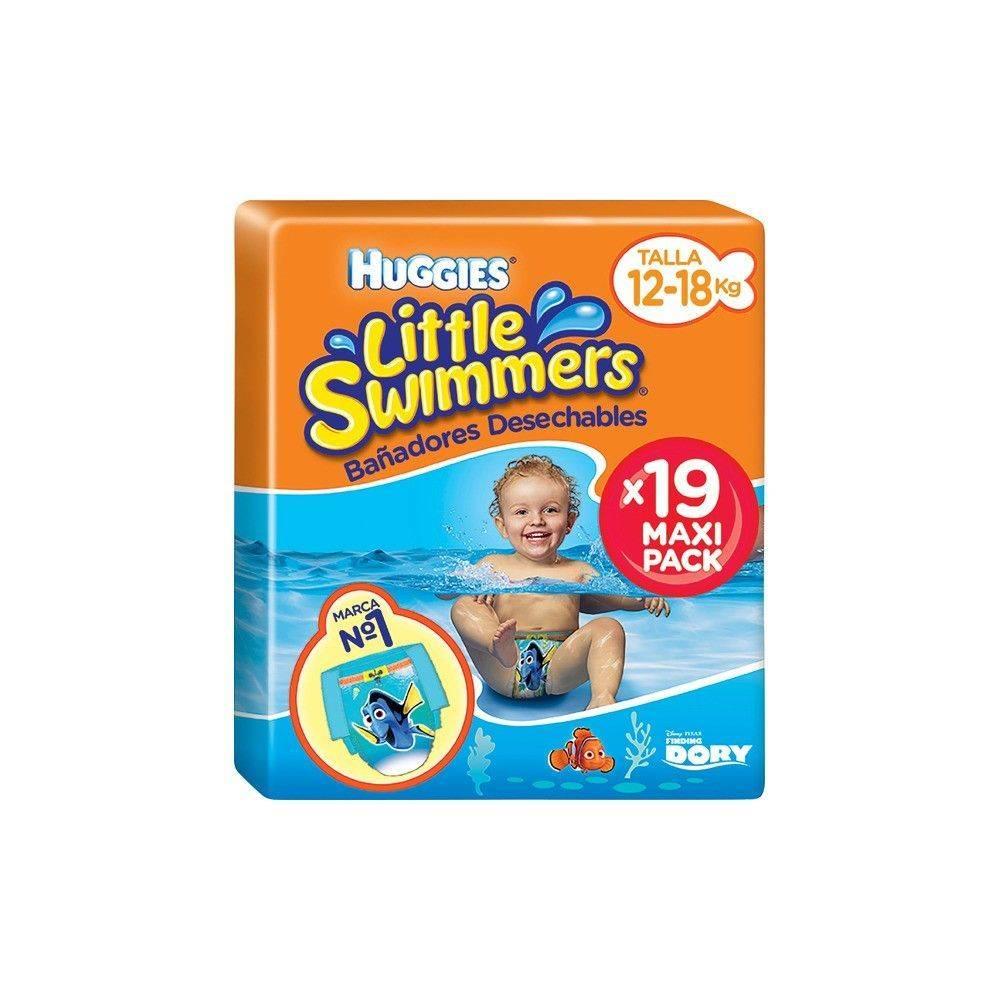 Huggies Little Swimmers 12-18kg (19pk)