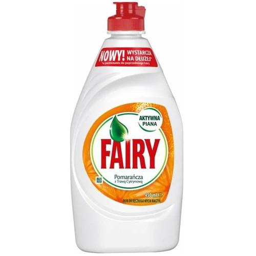 Fairy Washing Up Liquid Orange 450ml