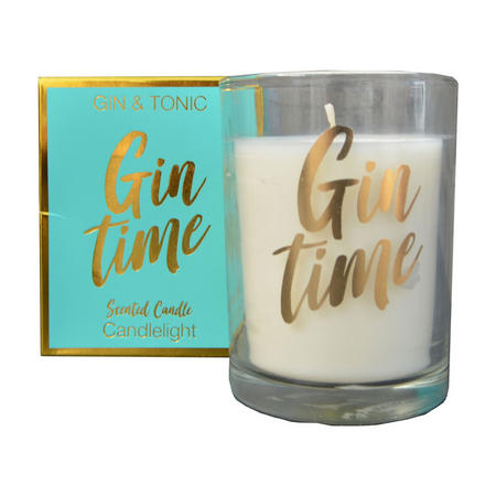 Candlelight Gin & Tonic Candle 270g