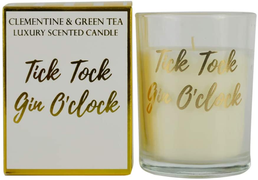 Candlelight Gin Gold Candle 270g