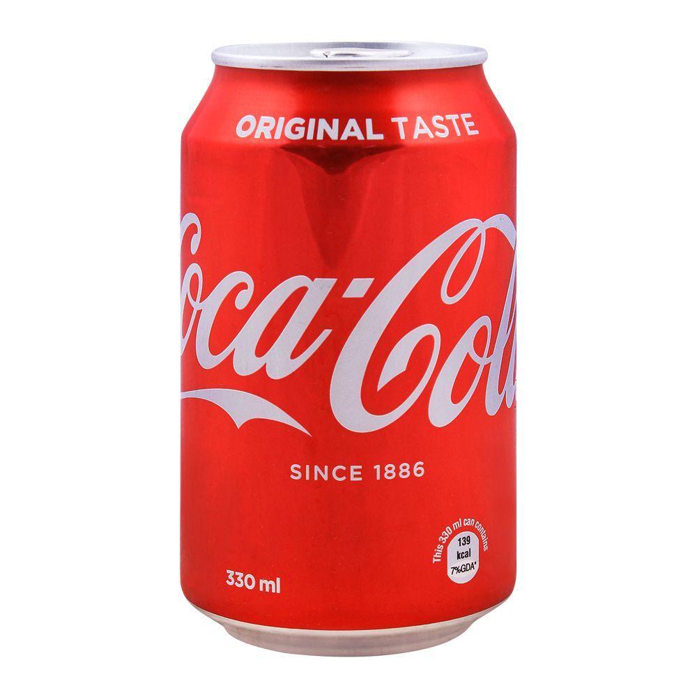 Coca Cola Can 33cl
