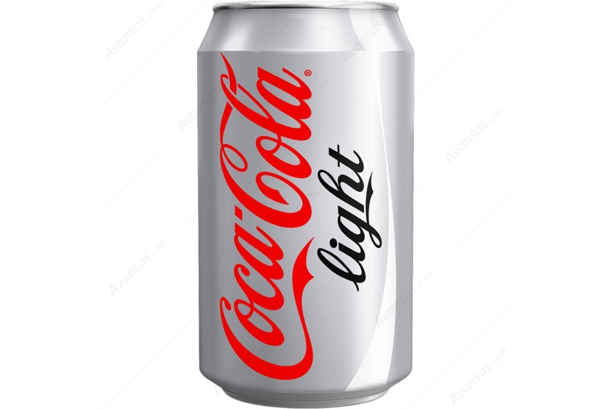 Coca Cola Light Can 33cl