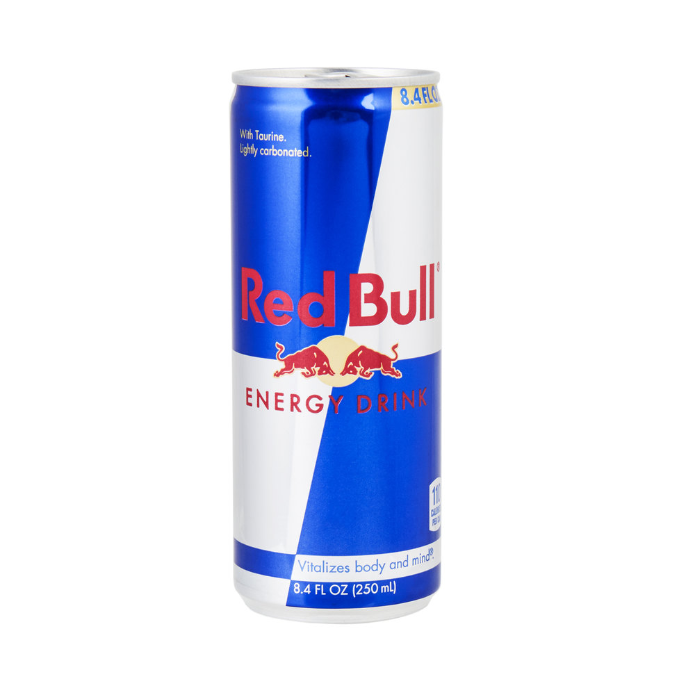 Red Bull Can 25cl