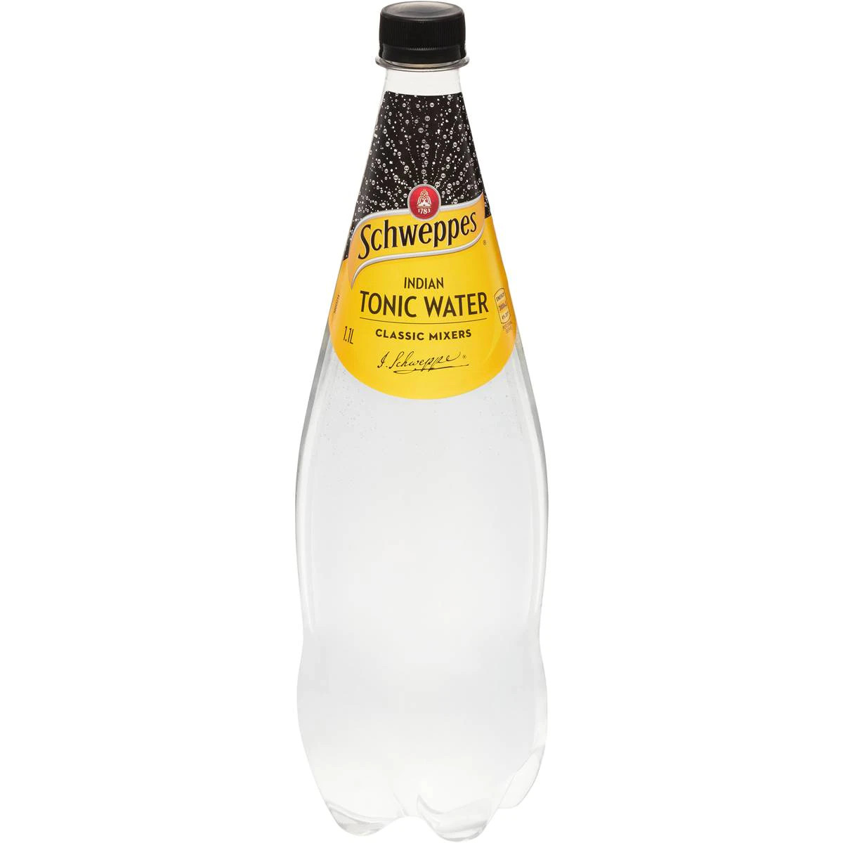 Schweppes Tonic Water Bottle 1L