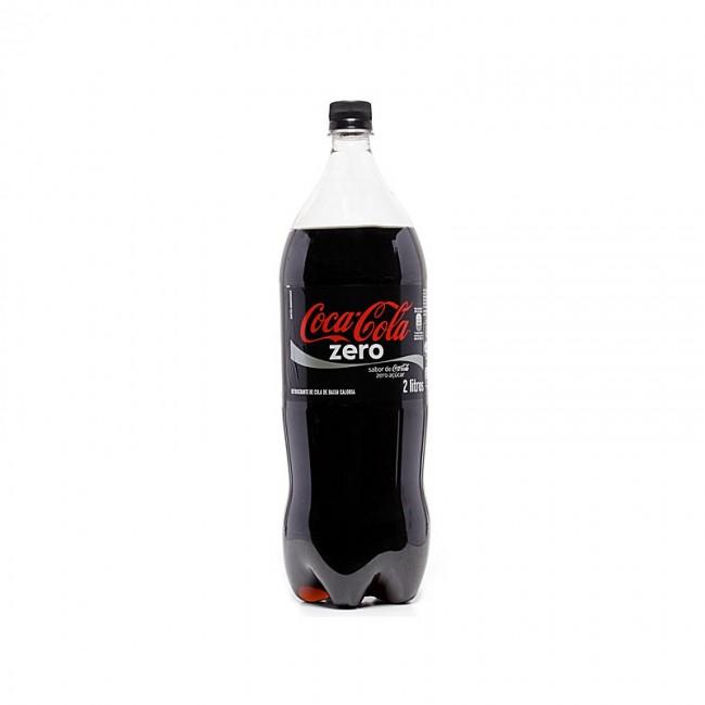 Coca Cola Zero 2Ltr Bottle