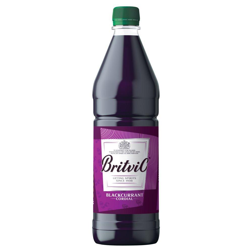 Britvic Blackcurrant 1Ltr