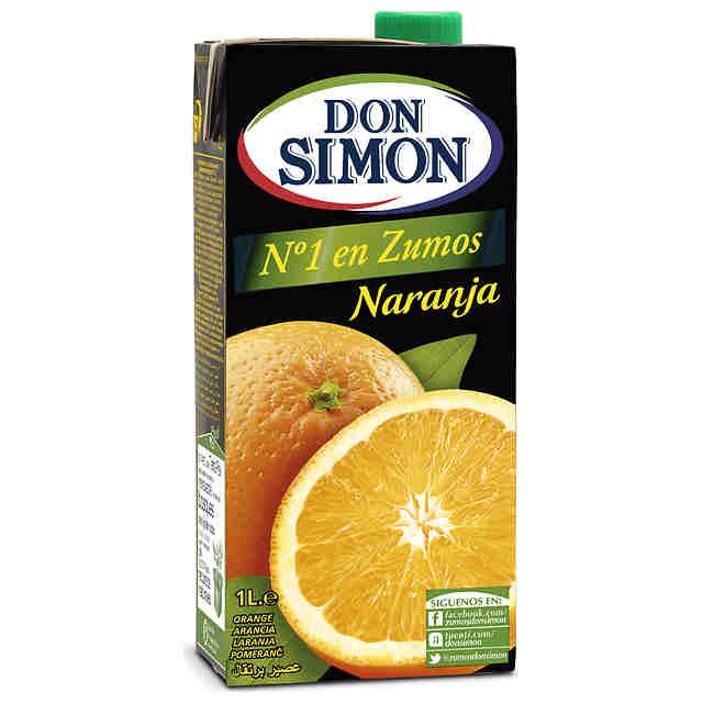 Don Simon Orange Juice 1L