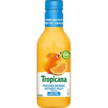 Tropicana Orange Juice Without Pulp 900ml