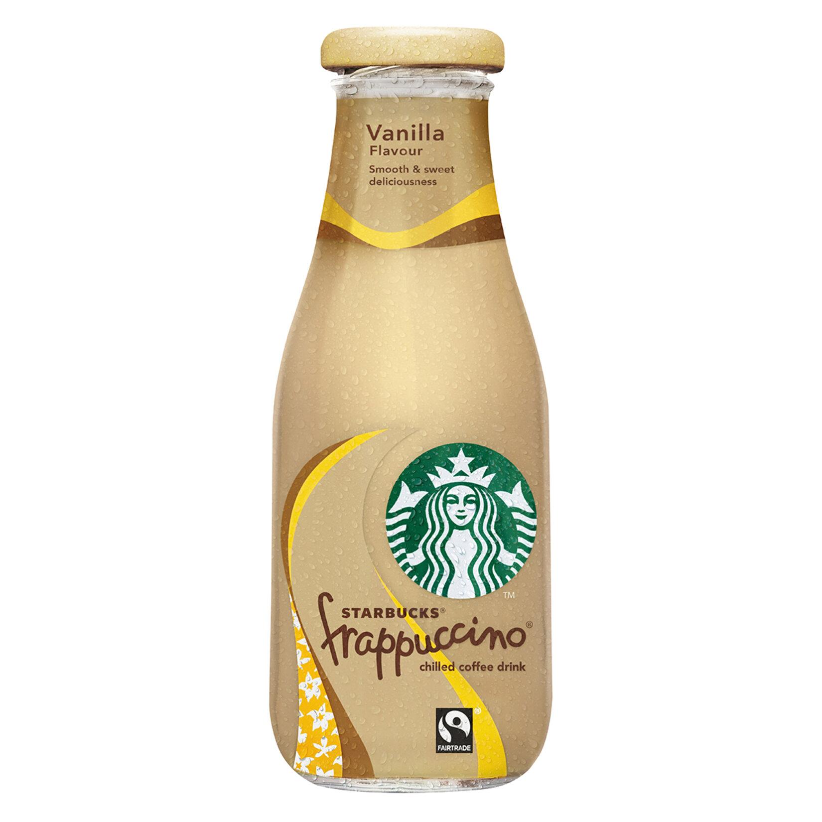 Starbucks Frappuccino Vanilla Chilled 220ml
