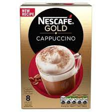 Nescafe Gold Cappuccino 8 x 14g