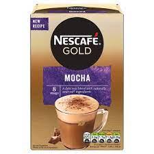 Nescafe Gold Mocha 8 x 14g