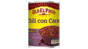 Old El Paso Chilli Con Carne 418g