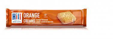 Hills Orange Creams 150g