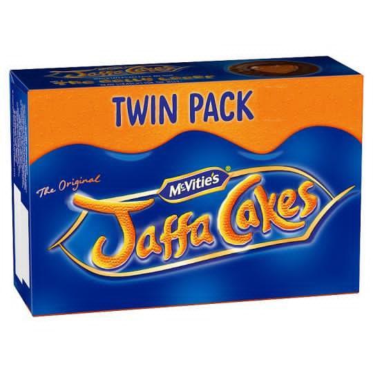 McVities Jaffa Cakes Twin Pack