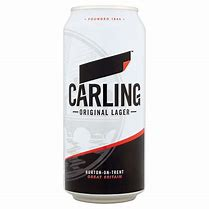 Carling Can 500ml