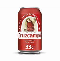 Cruzcampo Can 33cl