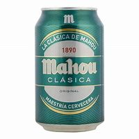 Mahou Classic Can 33cl