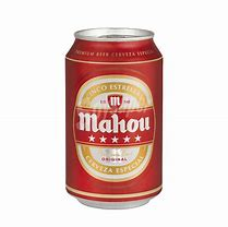 Mahou 5 Star Can 33cl