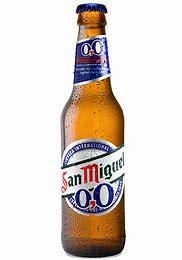 San Miguel 0,0 Bottle 25cl