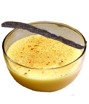 Famous Vanilla Custard Recipe Pack