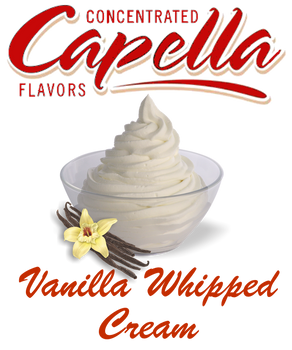 CAPELLA Vanilla Whipped Cream