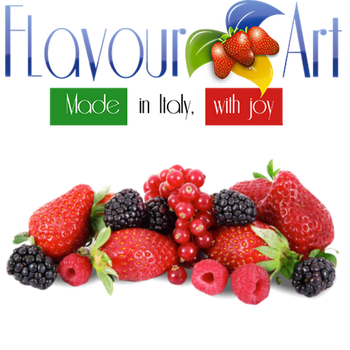 FLAVOURART Forest Fruit Mix
