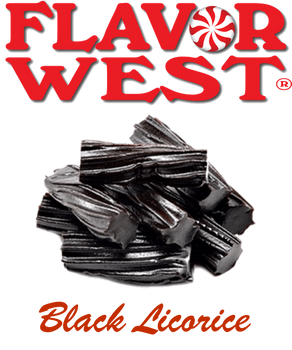 Flavor West Black Licorice