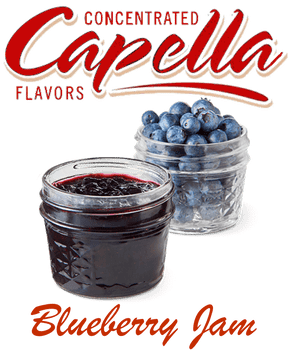 CAPELLA Blueberry Jam