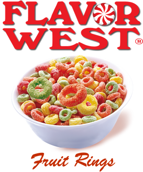 Flavor West Fruit Rings