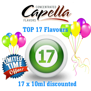 Capella Top 17 Pack