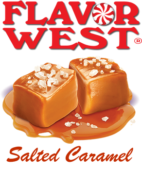 Flavor West Salted Caramel