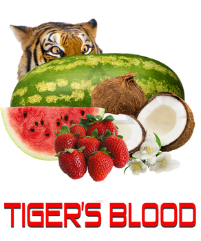 Tigers Blood Recipe Pack