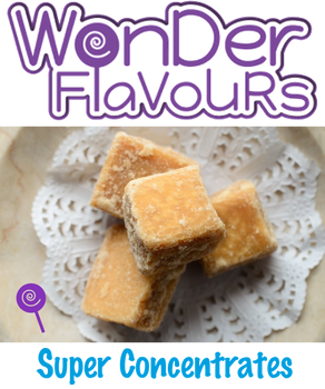 Wonder Flavours White Fudge