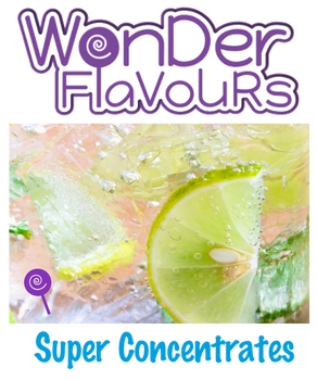 Wonder Flavours Lemon Lime Soda