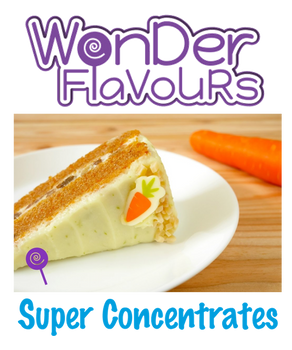 Wonder Flavours Carrot Cake