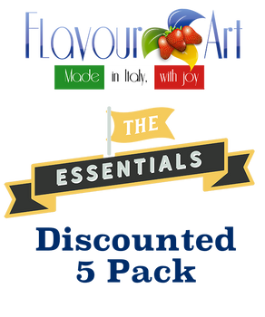 Essentials Flavourart Discount Pack