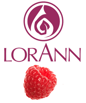 Lorann Raspberry CLEAR
