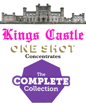 Complete Kings Castle Signature One Shot Concentrates