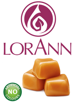 Lorann Caramel colourless 10ml