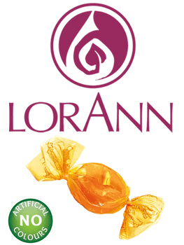 Lorann Butterscotch colourless 10ml