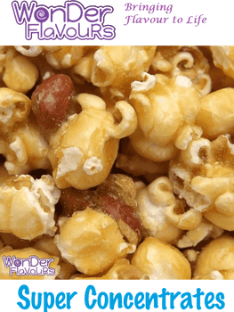 Wonder Flavours Caramel Popcorn and Peanuts