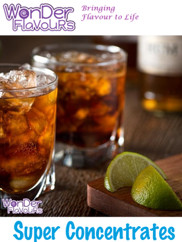 Wonder Flavours Rum and Cola