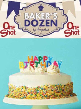 Bakers Dozen - Birthday Cake