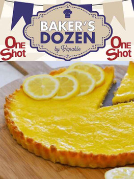 Bakers Dozen - Lemon Tart