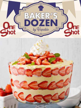 Bakers Dozen - Strawberry Trifle