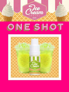 Ice Cream Social - Lime Slush