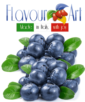 FLAVOURART Blueberry Juicy Ripe