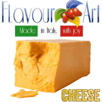 FLAVOURART Cheddar Cheese
